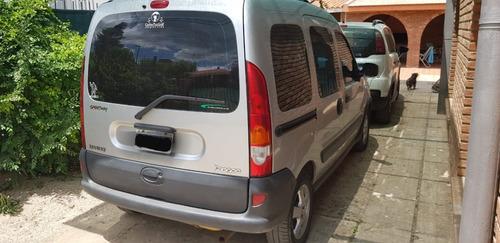 Vendo Renault Kangoo 2013 Con Gnc