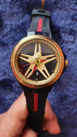 Hermoso Reloj Scuderia Ferrari