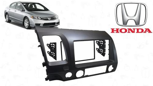 Imagen 1 de 9 de Marco Adaptador Estereo New Civic Honda Frente Mrho006