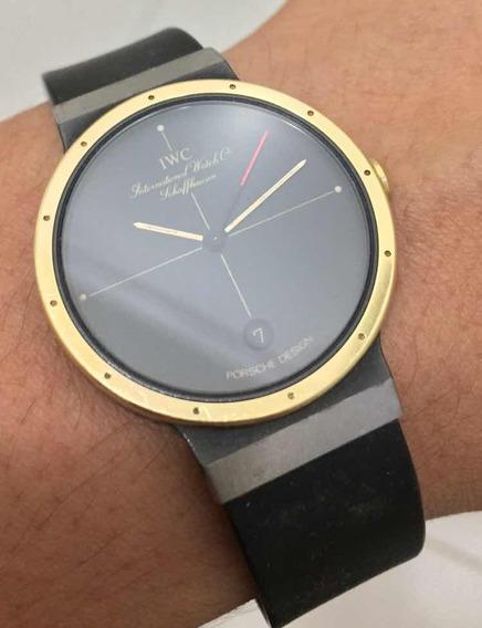 Relógio Original Iwc Porsche Iwc