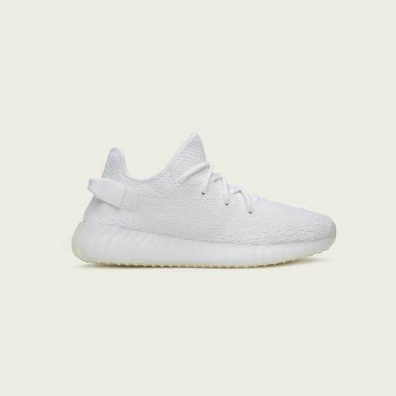 Tenis adidas Yeezy Boost 350 V2 Triple White Lançamento