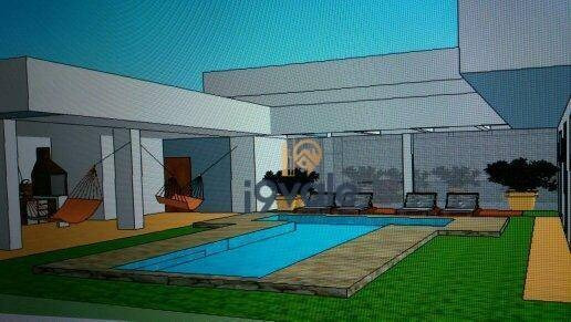 Casa De 230m² Em Construção Com 3 Suítes À Venda - Condominio Colonial Ii - Pindamonhangaba/sp - Ca1535