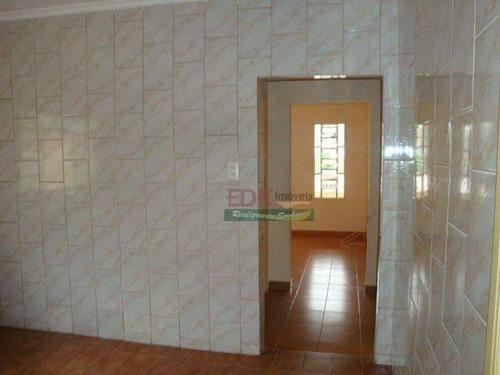 Imagem 1 de 6 de Casa Com 3 Dormitórios À Venda Por R$ 190.800 - São Gonçalo - Taubaté/sp - Ca5761