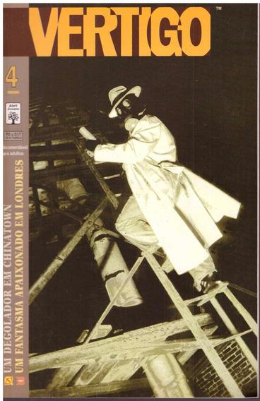 Vertigo Mensal Ed Abril / Hellblazer Livros Da Magia Sandman