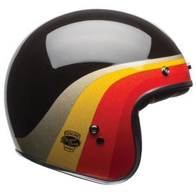 Capacete Bell Custom 500 Chemical Candy - Moto Café Racer
