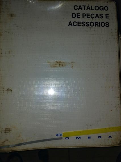 Catalogo De Peças E Acessórios, Omega, Completo