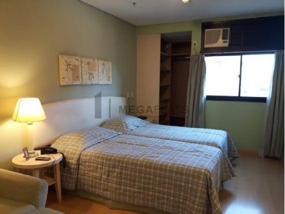 05685 - Flat 1 Dorm. (1 Suíte), Chácara Santo Antonio - São Paulo/sp - 5685