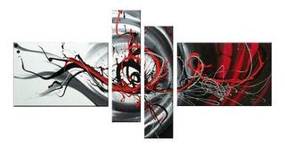 Cuadros Abstractos Modernos Minimalistas Decorativos 1.23x60