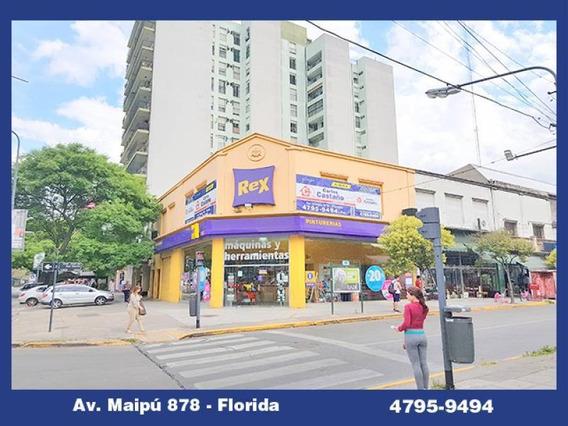 Galpones, Depósitos O Edificios Ind. Alquiler Florida