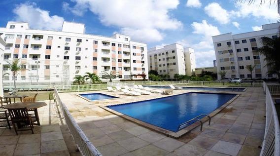 Apartamento Com 2 Dormitórios Para Alugar, 48 M² Por R$ 800,00/mês - Maraponga - Fortaleza/ce - Ap0202
