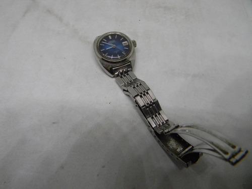 Relogio Seiko - Automatic - 608438 - 17 Jewels - Japonês