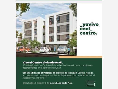 Departamento En Venta Torreon Centro