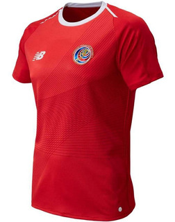 Camiseta Seleccion De Costa Rica 2018