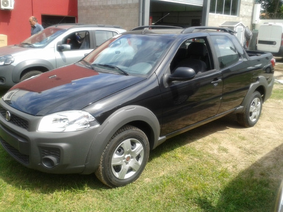 Fiat Strada 1.4 Working Cd Stock Unidades Disponibles L