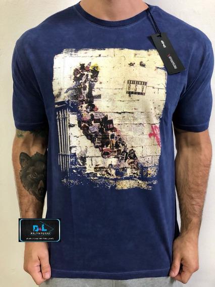 Kit 10 Camisas De Grife