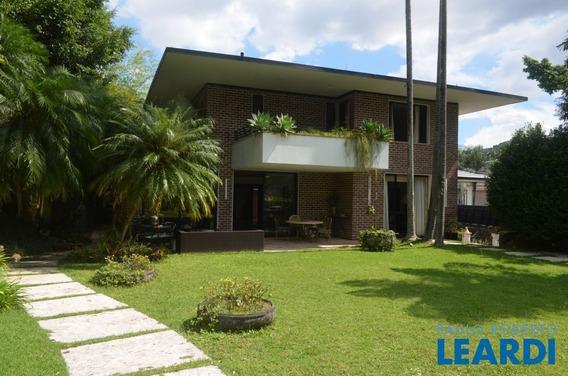 Casa Assobradada - Cidade Jardim - Sp - 570388