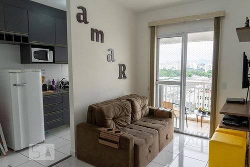 Apartamento À Venda - Bom Retiro, 1 Quarto,  38 - S893022096
