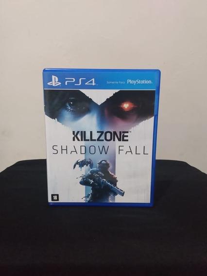 Killzone Shadow Fall Ps4! M. Física! Semi Novo!