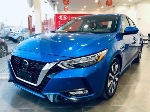 Imagen 1 de 14 de Nissan Sentra 2020 4p Exclusive Cvt