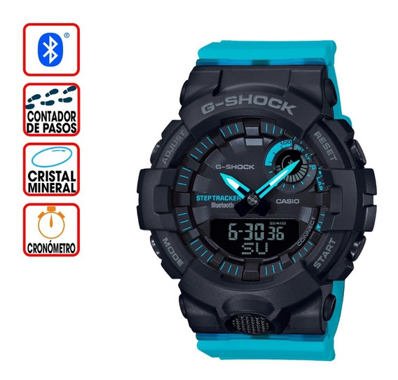 Reloj Casio G-shock Gma-b800sc-1a2 S-series