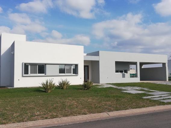 Casa A Estrenar En Barrio Privado Zona Norte