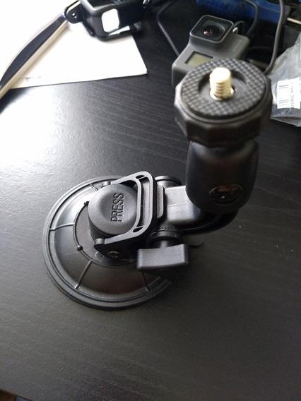 Suporte Para Cameras Com Ventosa