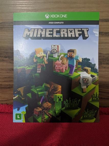 Minecraft - Xbox One Pc - Codigo 25 Dígitos - Envio Imediato