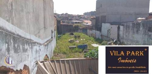 Imagem 1 de 4 de Terreno À Venda, 428 M² Por R$ 780.000 - Bela Vista - Osasco/sp - Te0151