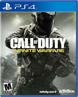 Call Of Duty Infinite Warfare Ps4 Nuevo