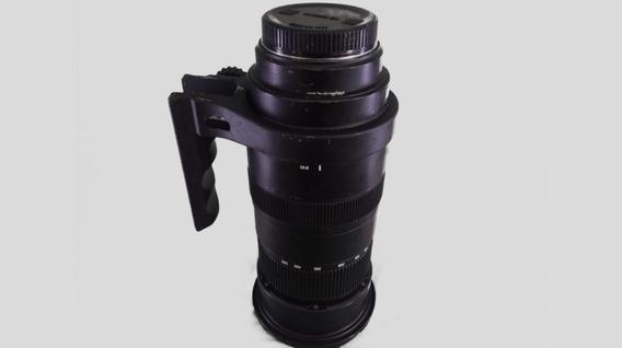 Lente Sigma Canon 50-500mm 1:4.5-6.3 Apo Dg Hsm Telephoto
