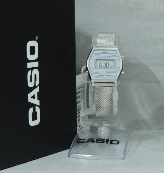 Lançamento Relógio Casio Vintage Feminino La690wem-7df - Nfe