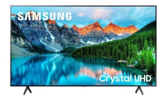 Smart Tv 65 Polegadas Samsung Uhd 4k Be65t-h Series Cinza
