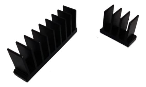 Dissipador De Vrm Para Placa Mãe Asus Prime B450m Gaming Br