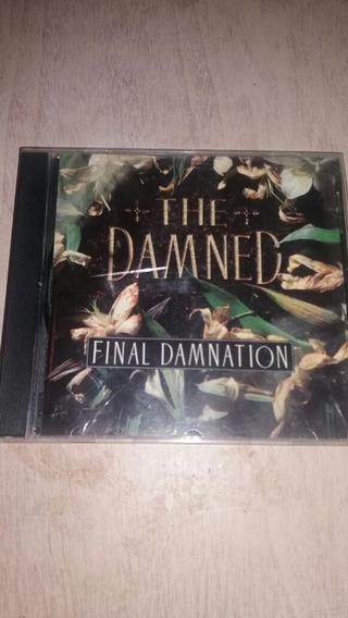 Cd-the Damned-punk-onda Adicts-hosen-u.k Subs-violadores-2`