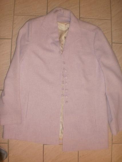 Traje De Mujer - Saco-pantalon N° 544 Color Lavanda