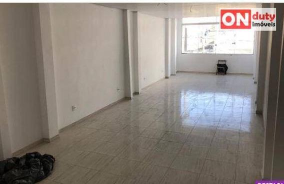 Loja Para Alugar, 290 M² Por R$ 4.900,00/mês - Paquetá - Santos/sp - Lo0054