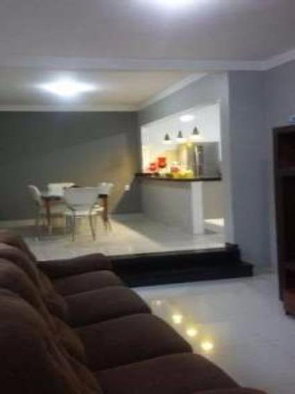 Casa Residencial Em Araraquara - Sp - Ca0143_eliana