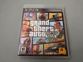 Grand Theft Auto V Gta 5 Original Para Ps3