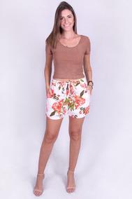 Short Feminino Voga Plus-40507 - Asya Fashion