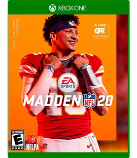 ..:: Madden Nfl 20 De One ::.. En Gamecenter Envio Inmediato