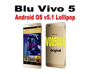 Software Original Blu Vivo 5 V0050uu