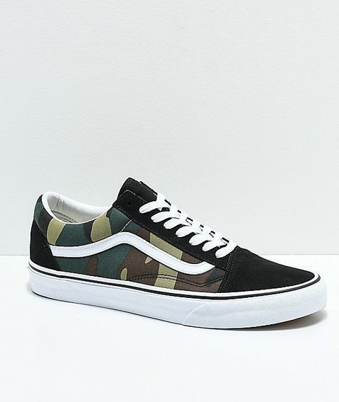 Zapatos Vans Old Skool Woodland