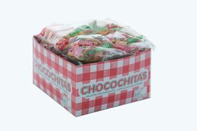 Galletas Chocochitas 16u X 32grs. Caja De 6 Paquetes