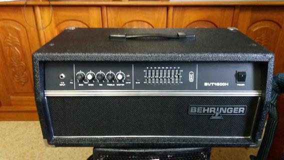 Cabeçote Contra-baixo Behringer Ultrabass Bvt 4500h - Usado