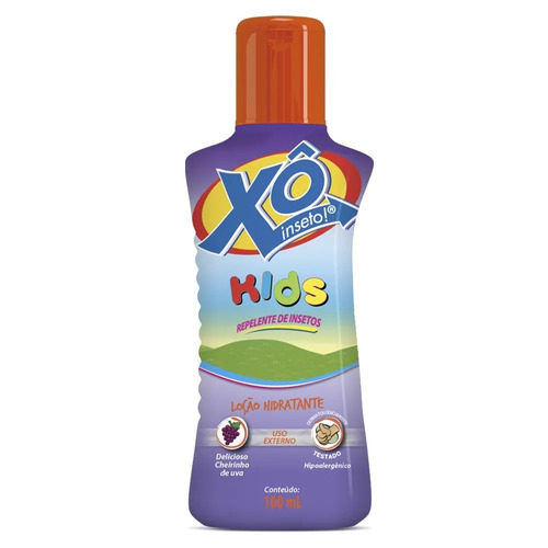 Repelente Xô Inseto Kids - 100ml