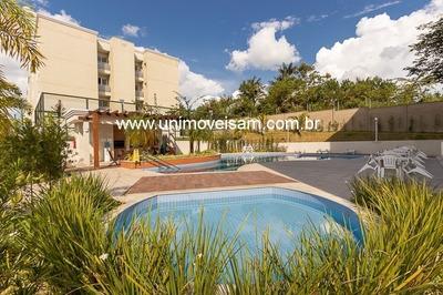 Apartamento De Venda 79 M² - Condomínio Piazza Di Fiori, 03 Quartos Sendo 1 Suíte, Varanda Acesso Cozinha, 02 Vagas, Flores - Manaus. - Piazza 3° - 34204830