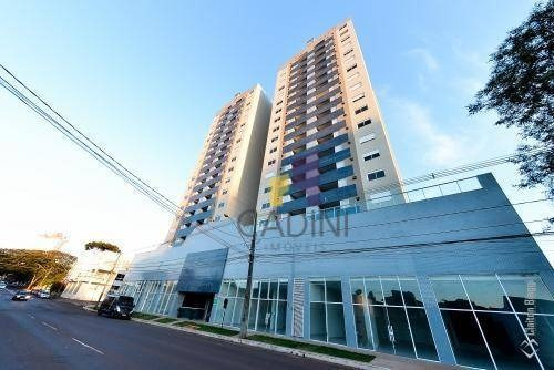 Apartamento À Venda Com 3 Quartos Sendo 1 Suíte No Bairro Central - Cascavel/pr - Ap0496