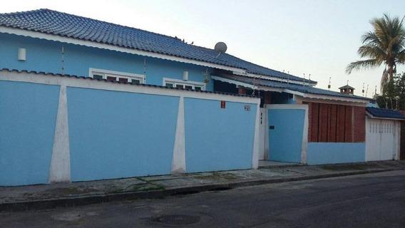Casa Em Estância Balneária Belmira Novaes, Peruíbe/sp De 144m² 4 Quartos À Venda Por R$ 450.000,00 - Ca436601