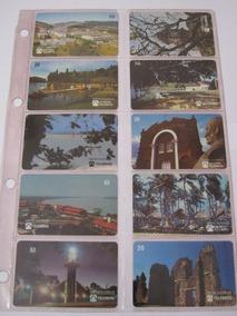 Cartões Telefônicos - 30 Cartões - Sistema Telebrás