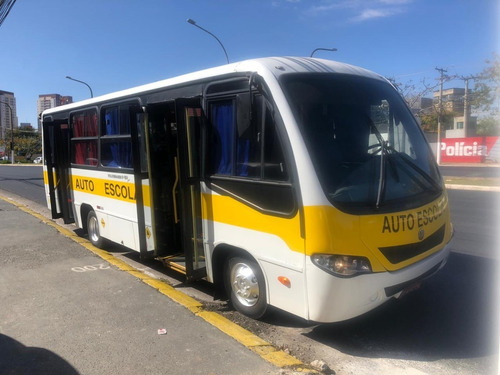 Micro Ônibus Padrão Auto Escola A Pronta Entraga